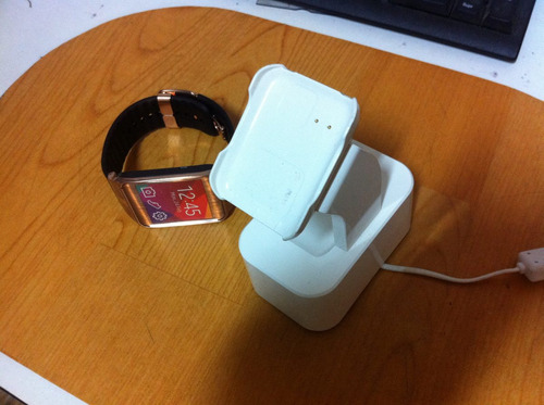 cargador samsung galaxy gear 2 100% original