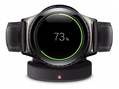 cargador samsung galaxy gear s3 smart watch sm-r760
