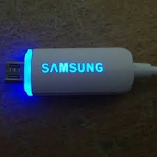 cargador samsung led original carga rapida al por mayor