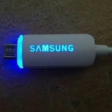 cargador samsung led original s3mini s4 s5 s6 tab3 etc