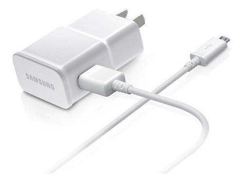 cargador samsung original 15w adaptive charging cable micro