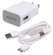 cargador samsung s5 i9600 note 3 n9000 mini + cable usb 3.0