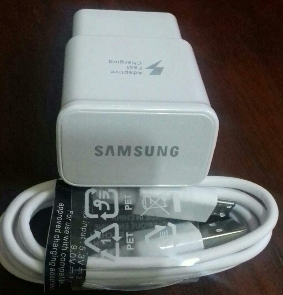 ff2627a512b Cargador Samsung S5; S6; S7; S8 ; Note 2; 3; 4. - S/ 30,00 en ...