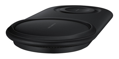 cargador samsung wireless charger duo pad black ep-p5200
