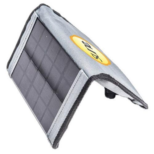 cargador solar celulares - tablet unico real tiempo de carga