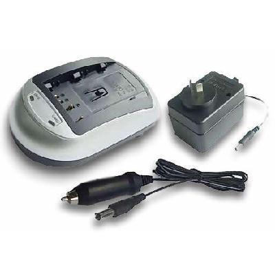 cargador sony npfh100 dcr-dvd705e / dcrdvd705e / dvd705e