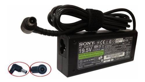 cargador sony vaio original 19.5v 4.7a 90w