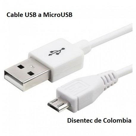 cargador spartan carro doble puerto usb + cable micro usb.