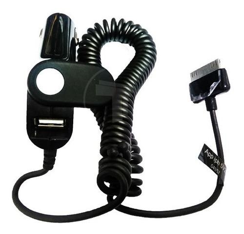 cargador teléfono iphone para carro