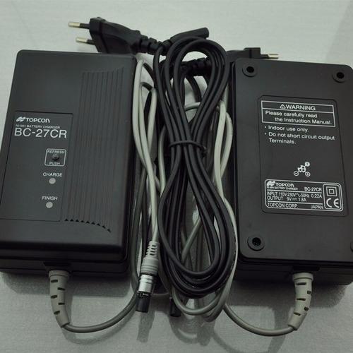 cargador topcon bc 27cr