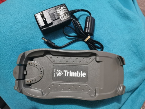 cargador trimble geoexplorer 2008 y 3000