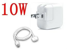 cargador ubs 10w para iphone ipad ipod mac de pared