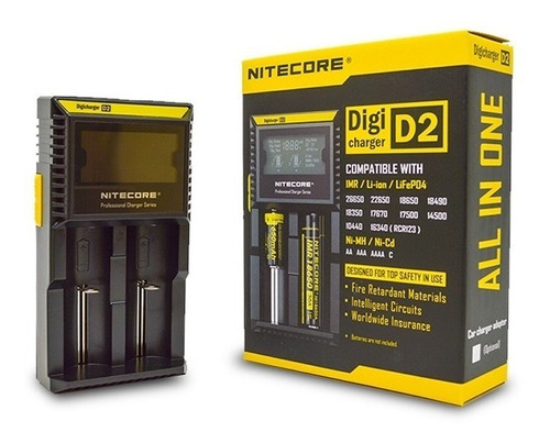 cargador universal baterías 26650 22650 18650 aa aaa aaaa c