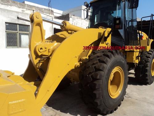 cargador usado caterpillar 962h 950h 2009 recién imp