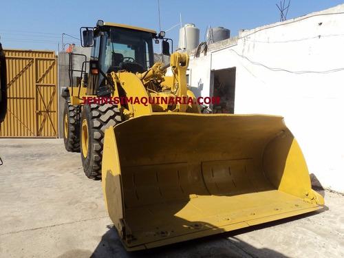 cargador usado caterpillar 962h 950h 2009 recien importado