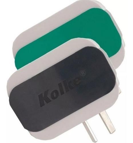 cargador usb 4 puertos kolke 4usb5v3a