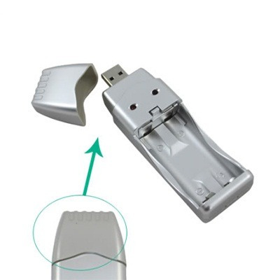 cargador usb bateria aa-aaa//servicio a domicilio//