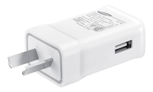 cargador usb tipo c samsung ep-ta20 carga rapida 2a 15w