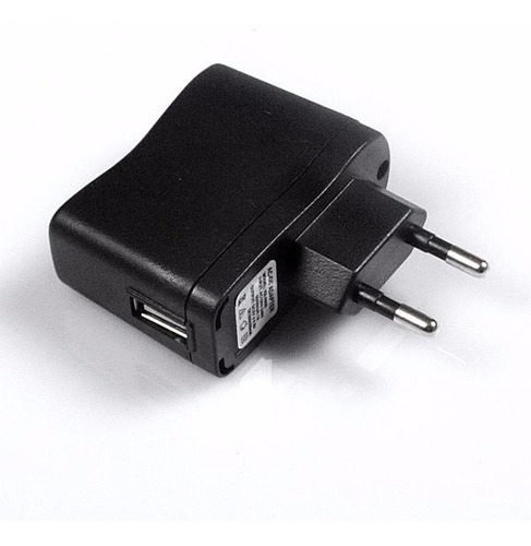 cargador usb universal 5v 2 amp, para tablets, mp3 y otros