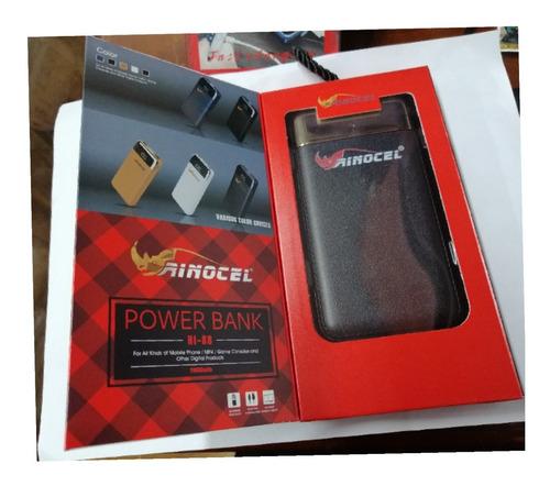 cargador viaje  power bank batería portatil usa 20000 mah