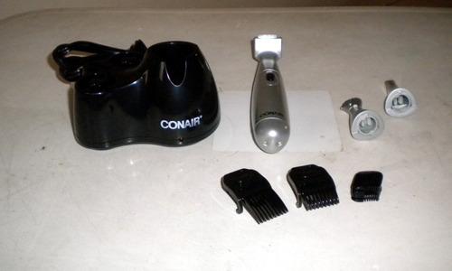 cargador y accesorios rasuradora conair modelo mn251rcs