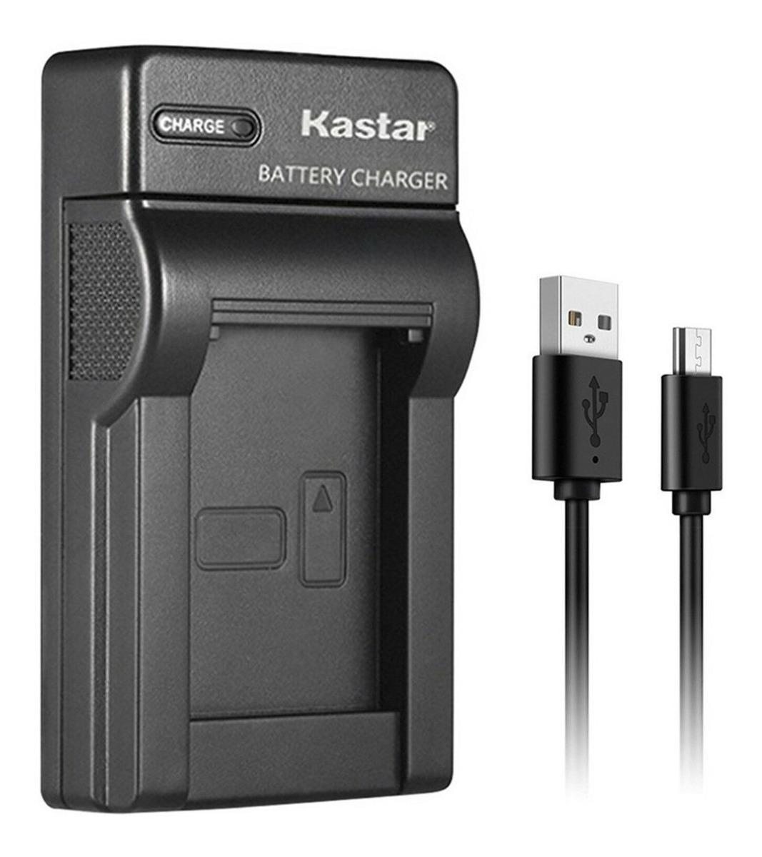 Batería de la Cámara USB LED CGA-S008 Cargador Para P @ SDR-S7 S9 S10 S15 S26