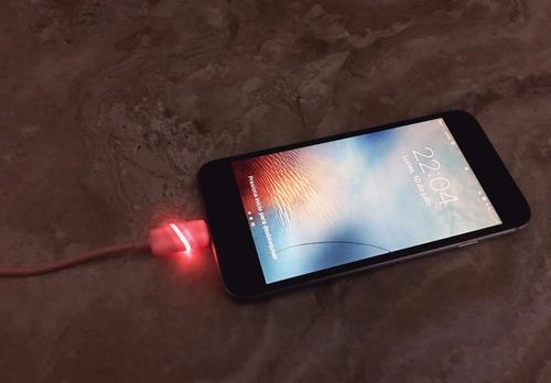 cargador y cable para iphone