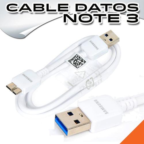 cargador y cable samsung galaxy note 3 n900 ,100 % original