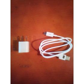 Cargador/cable Micro Usb (blackberry, Tlf Basico, Android)