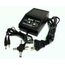Adaptador Universal Regulable Ac/dc Multi Plug