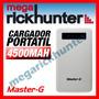 Cargador Portatil Master G 4500mah ,ideal Xperia Galaxy