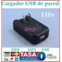 Adaptador Cargador Carro Usb Ipod Iphone Mp3 Mp4 Android Cel