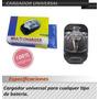 Cargador Universal Para Cargar Baterias