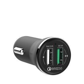 Cargador Auto Usb Qualcomm Quick Charge 3 0 Carga Rapida
