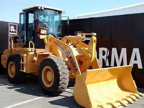 cargadores de rueda frontal xgma xg935 3 toneladas motorman
