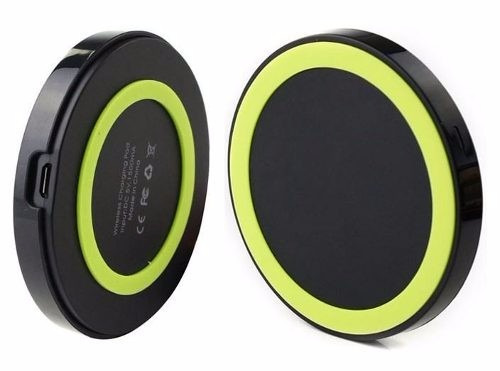cargadores inalambrico para celular - qi wireless charged