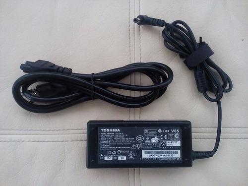 cargadores para laptops acer hp toshiba modelos