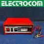 Cargador De Baterias 6v Y 12v - 9 A. Carga Hasta 100 Amp.