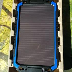 Cargador/mantenedor Solar De Bateria 2,4 W