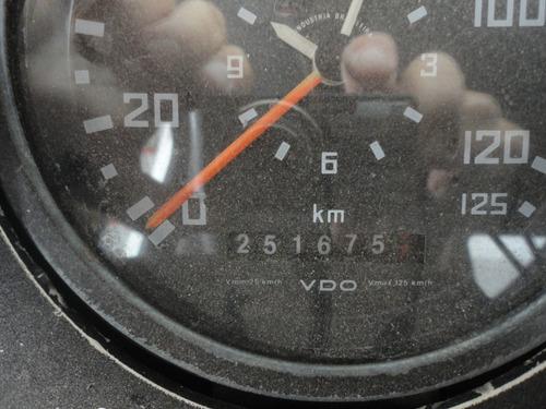 cargo 1215 ano 1987 toco baú