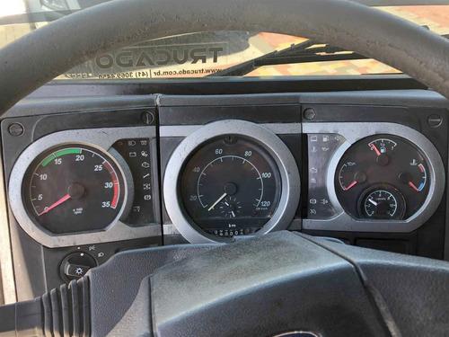 cargo 1317 2011 munck 12 cabine carroceria toco 4x2 = 1517