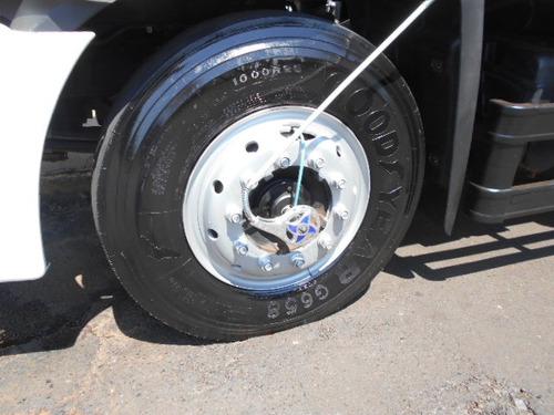 cargo 1517 2012 branco impecável baú itália caminhões