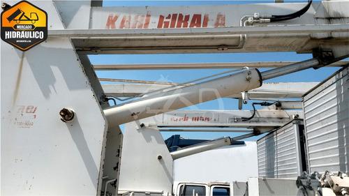 cargo 1517e / 2009 - cesto aéreo de 16m kabi girafa