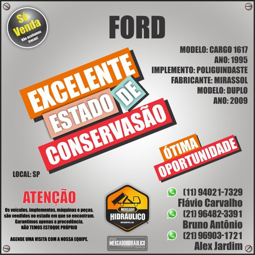 cargo 1617 ford