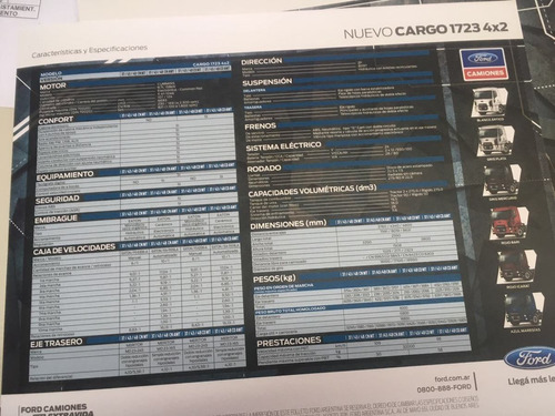 cargo 1723-48 cd at 2017