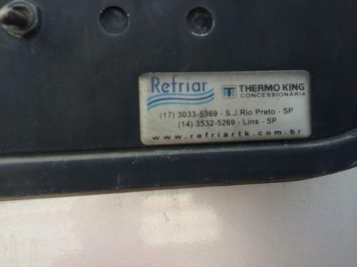 cargo 24-29 4º eixo ar/c turbinado, câmara frigorífica ano15
