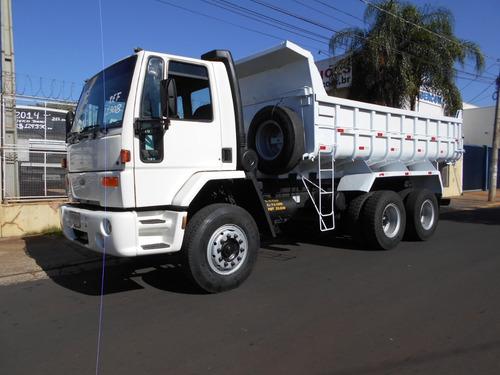 cargo 2421 2001 basculante único dono itália caminhões