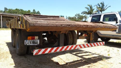 cargo 2425 6x4, com carroceria