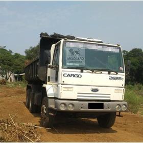 Cargo 2628 - 06/06 - Traçado, Caçamba Com Leque
