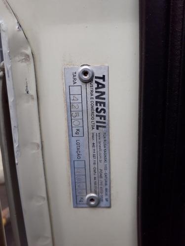 cargo 815 plataforma c/ asa